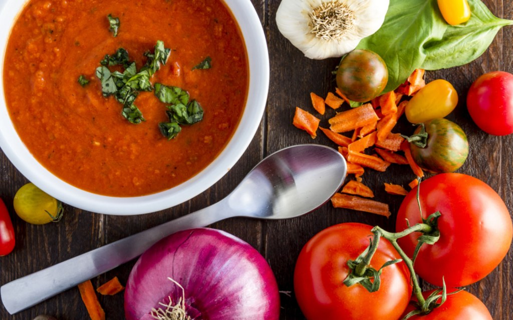 Soup is the ultimate comfort food in the winter