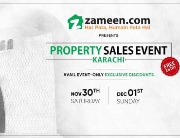 Zameen.com's Property Sales Event, Karachi