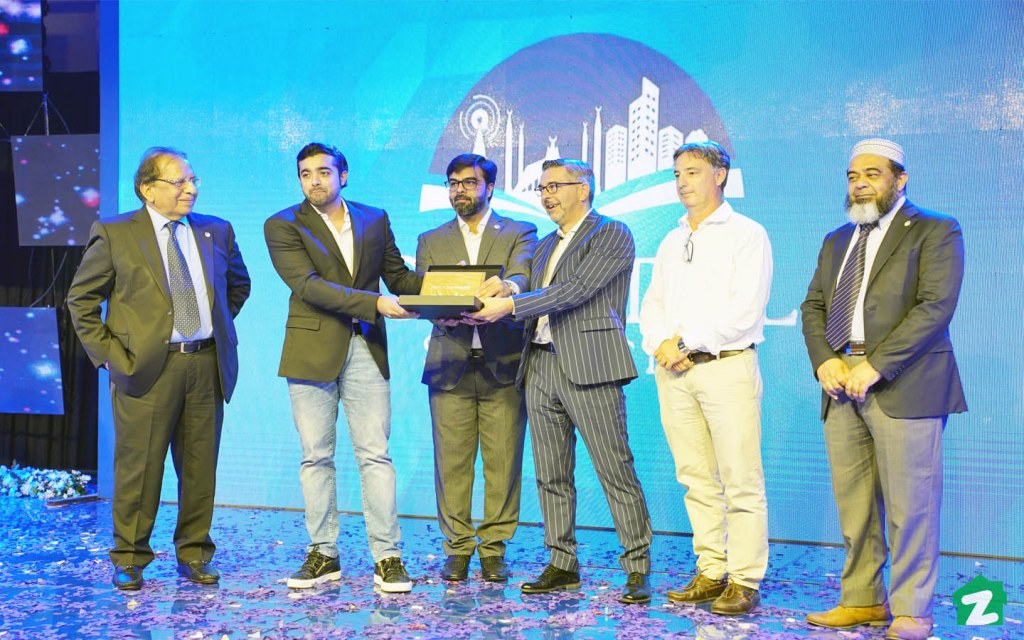 Capital Smart City was officially  launched in October 2019