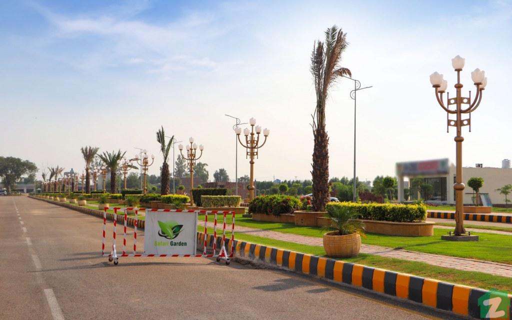 Safari Gardens Housing Scheme is a peaceful and green neighbourhood in Lahore.