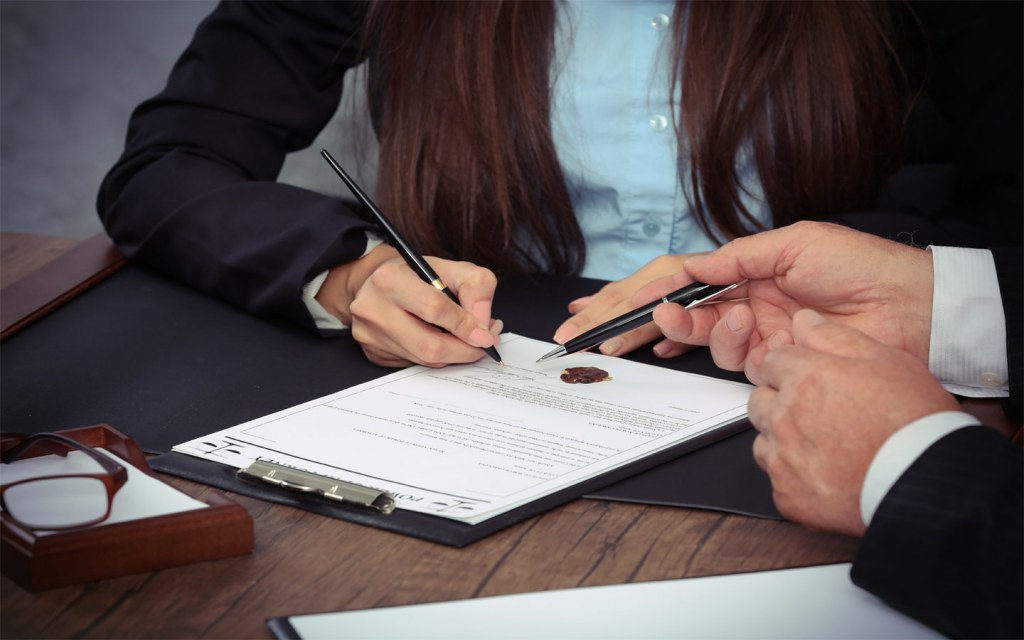 Verification and attestation of power of attorney