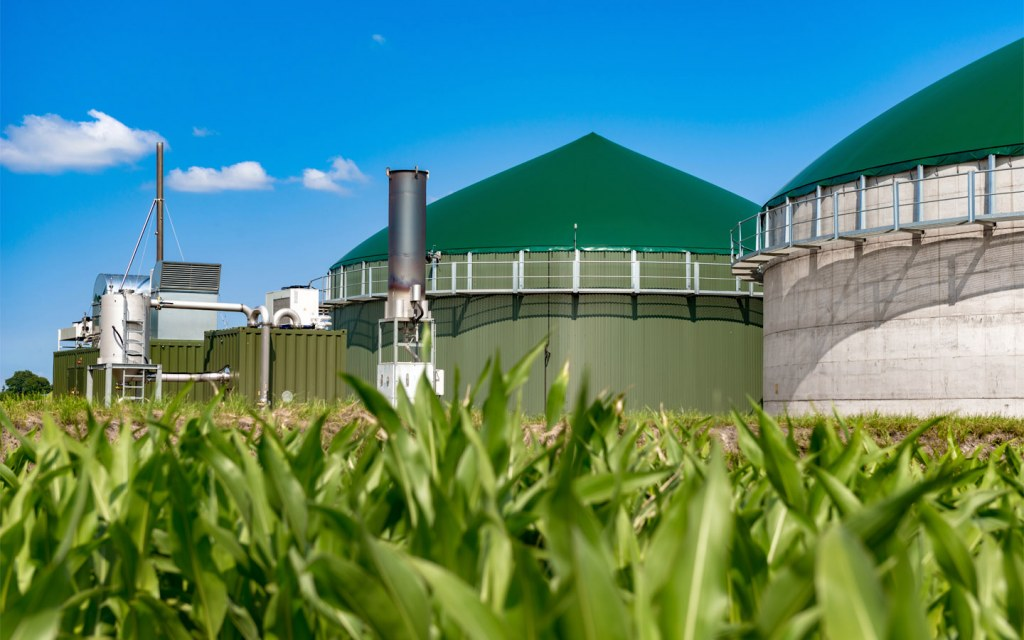 Biogas plant in Islamabad