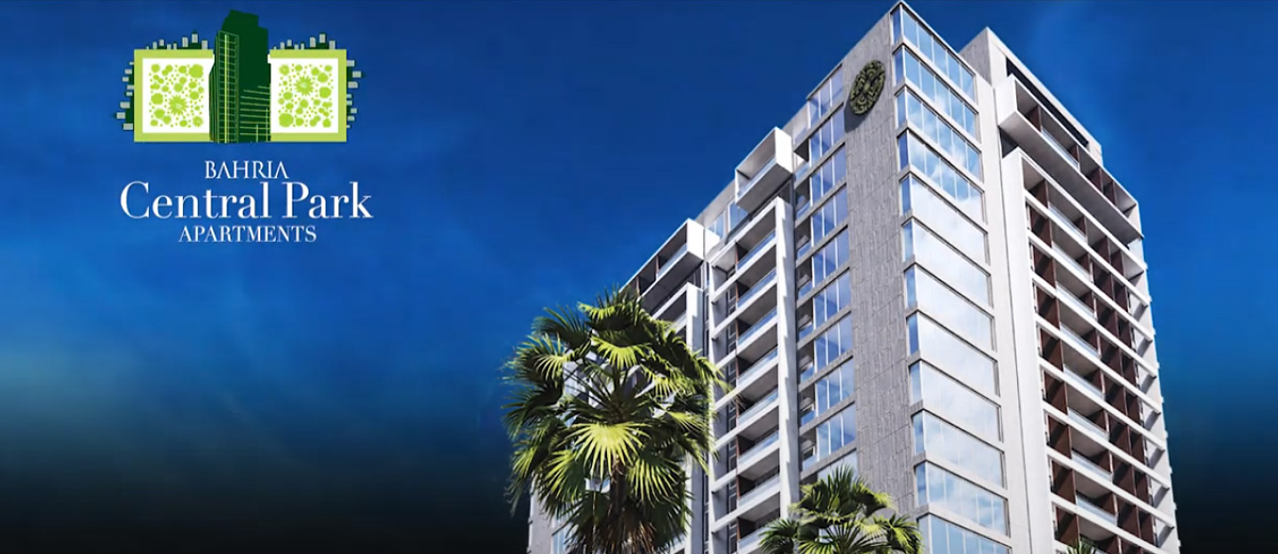 Bahria Central Park Apartments Karachi