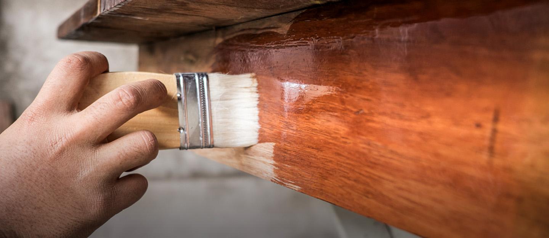 DIY ways to polish wood