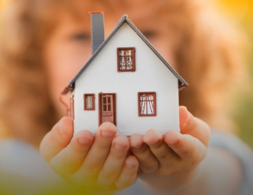 Child-friendly features when building a house