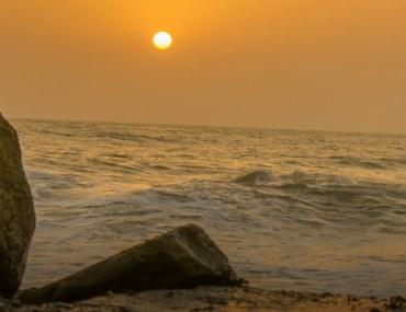 Gadani Beach in Balochistan