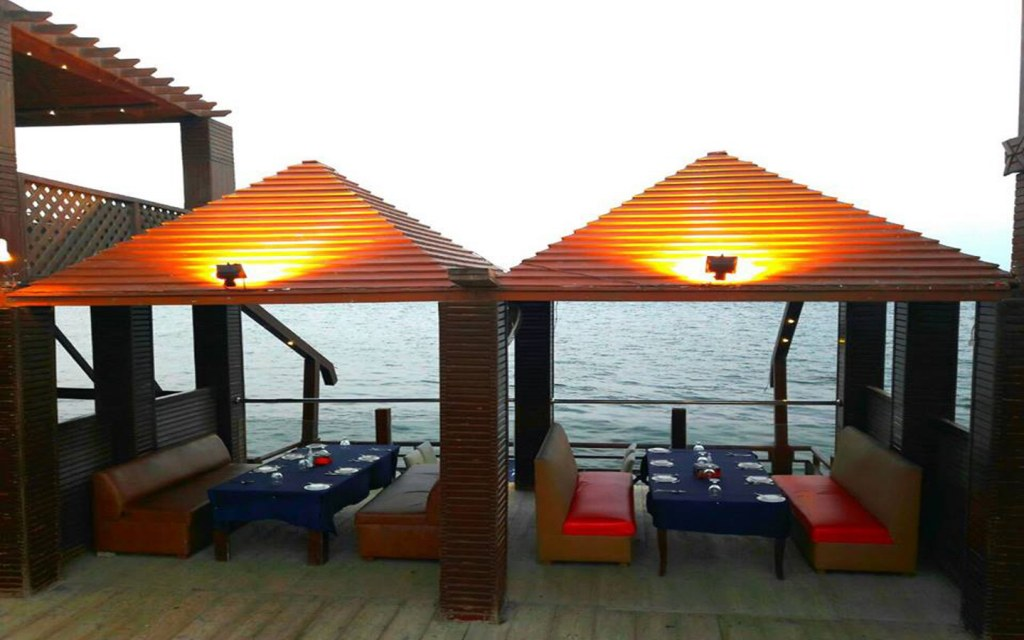 A place to experience fine dining by the sea