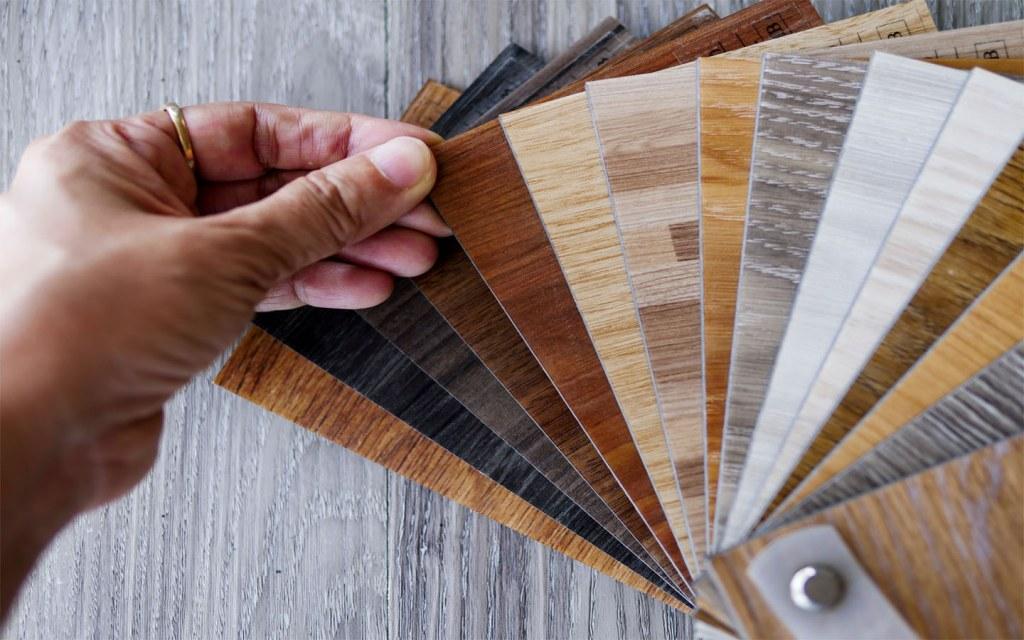 Vinyl flooring is a budget friendly yet versatile commercial flooring option