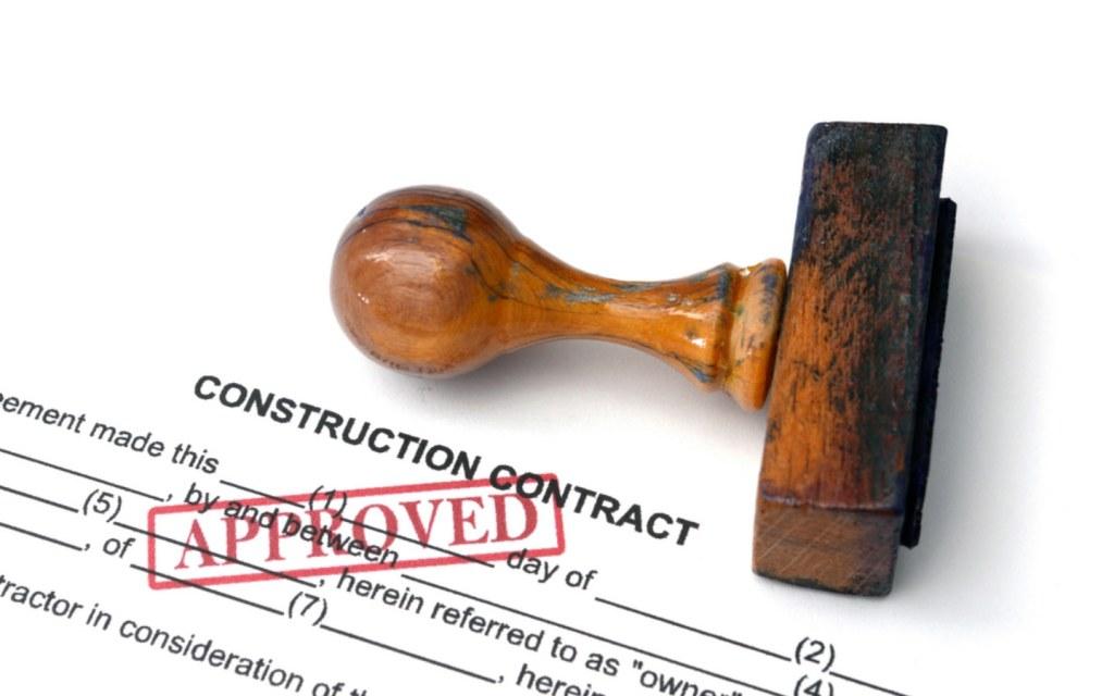 procedure for getting construction permits in Karachi