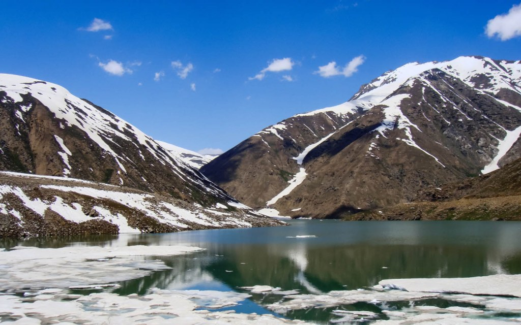 Don't forget to visit Lulusar Lake on your trip to Naran