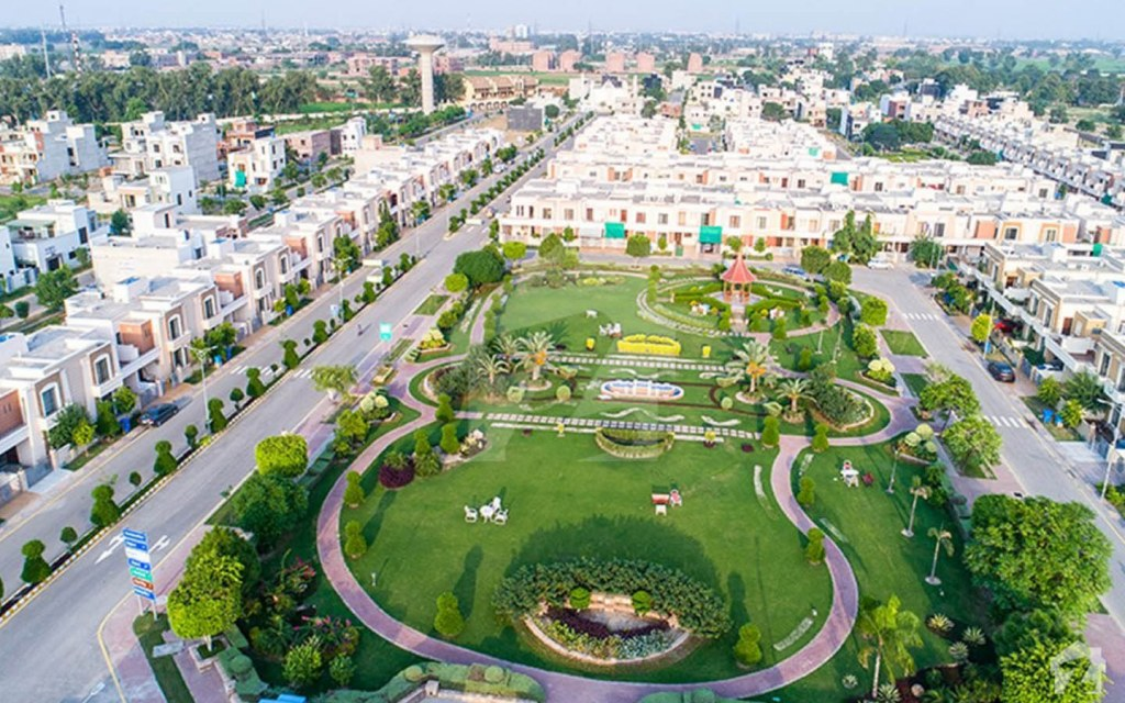 Dream Gardens, Lahore, offers a lot of facilities and amenities