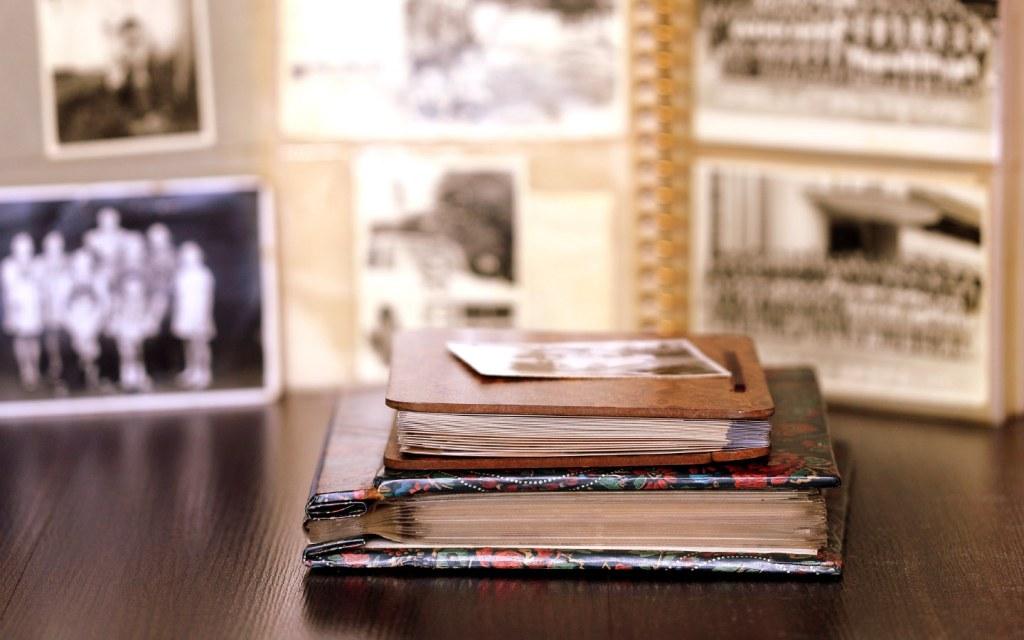 decluttering family heirlooms and memorabilia