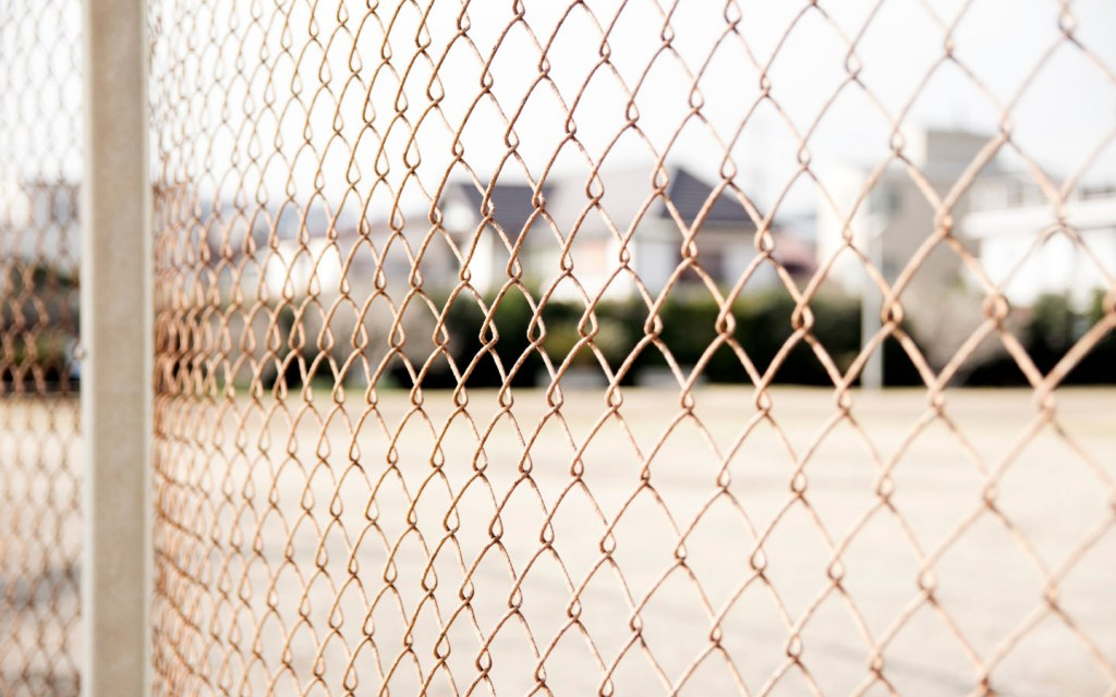 A gated society is usually protected and fenced by walls