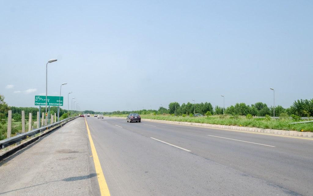 Peshawar-Islamabad Motorway