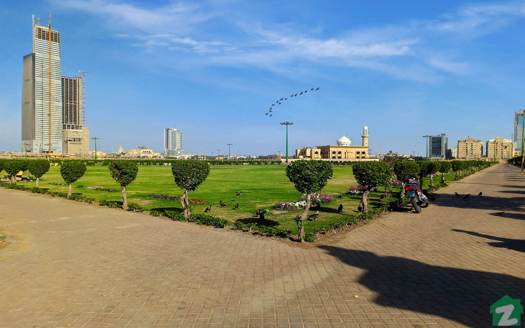 Rich in history Jehangir Kothari Parade is a listed heritage site in Karachi
