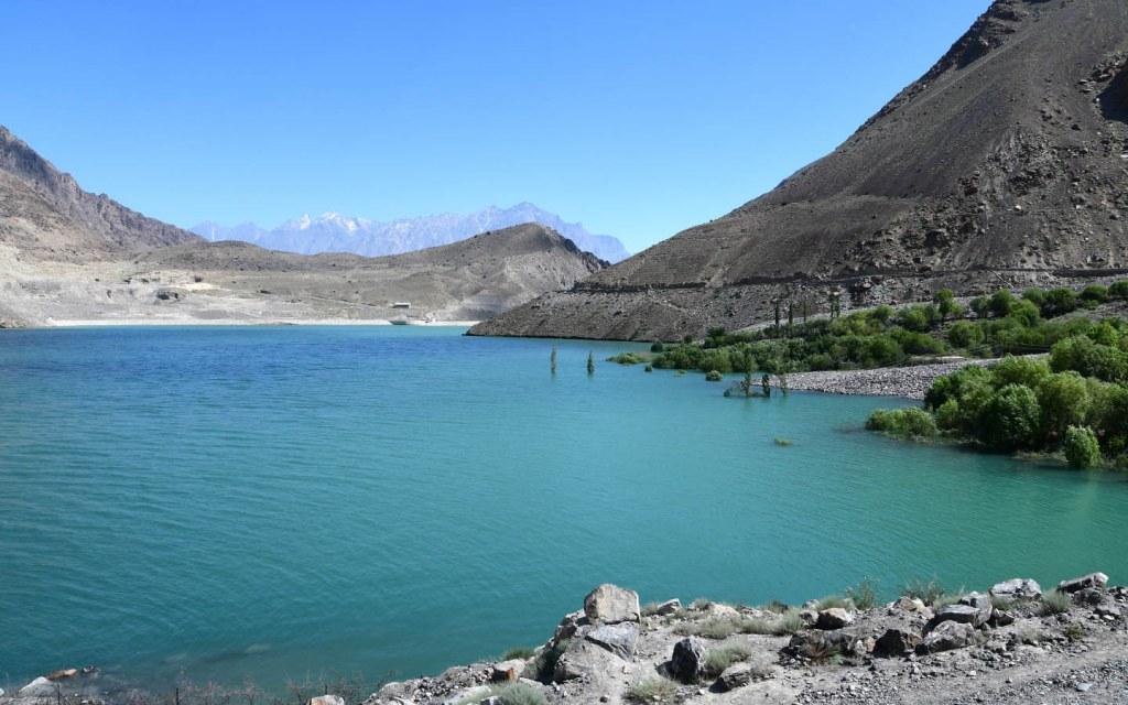 Satpara Lake is the largest freshwater lake in Pakistan