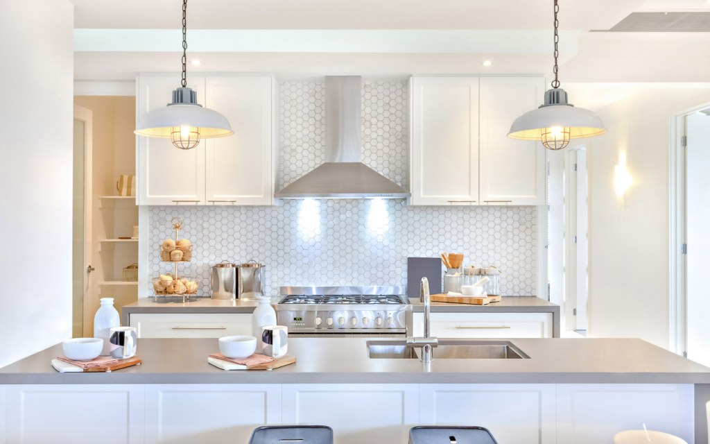 Light up your kitchen with Pendant Lighting