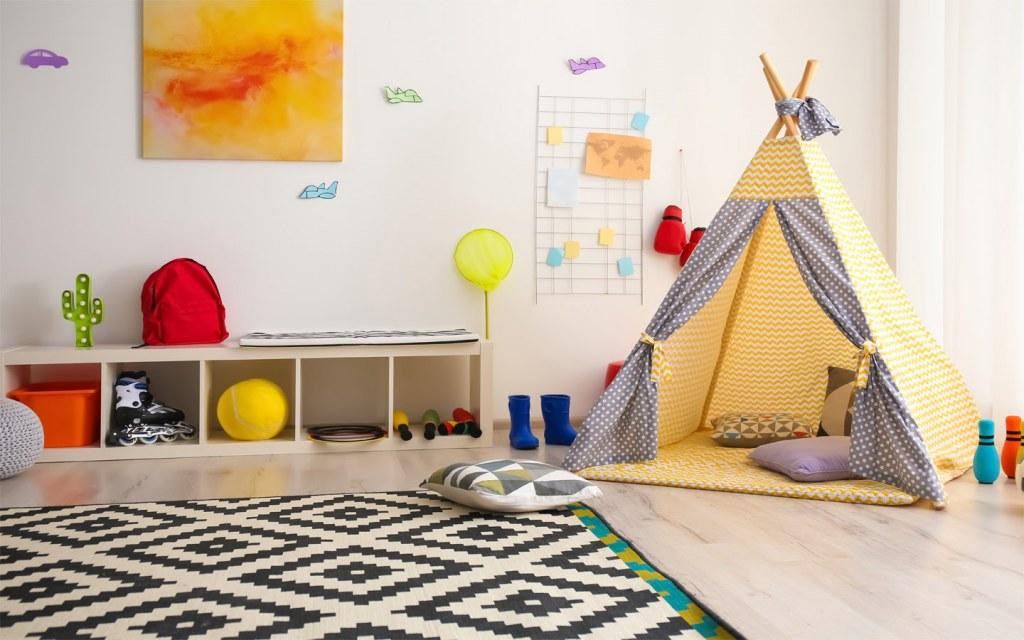 Fun themed kids' bedroom design ideas