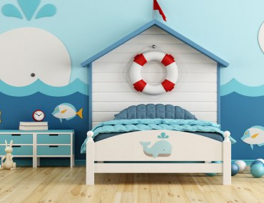 Kids' bedroom design ideas