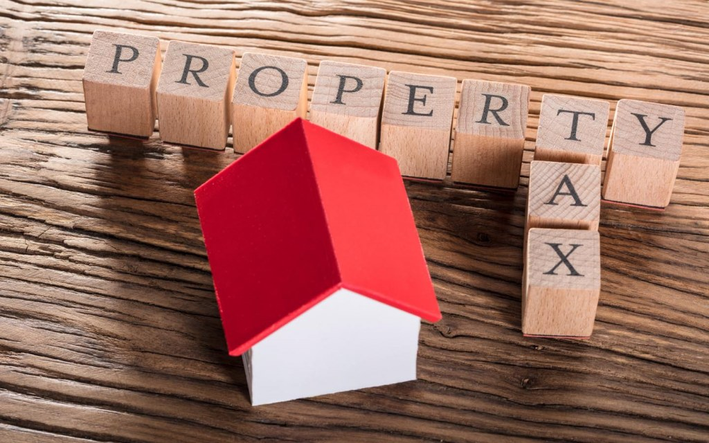 Property taxes add security to your investment
