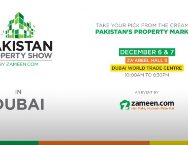 Pakistan Property Show Dubai-2019 is taking place this weekend