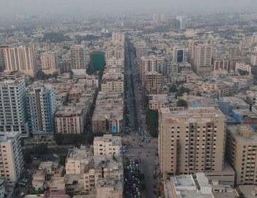 Developments on Shaheed-e-Millat Road