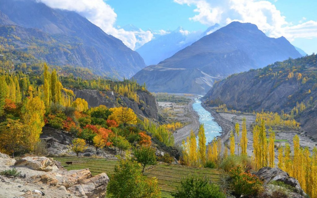 Hunza is one of the best tourist destinations in Pakistan