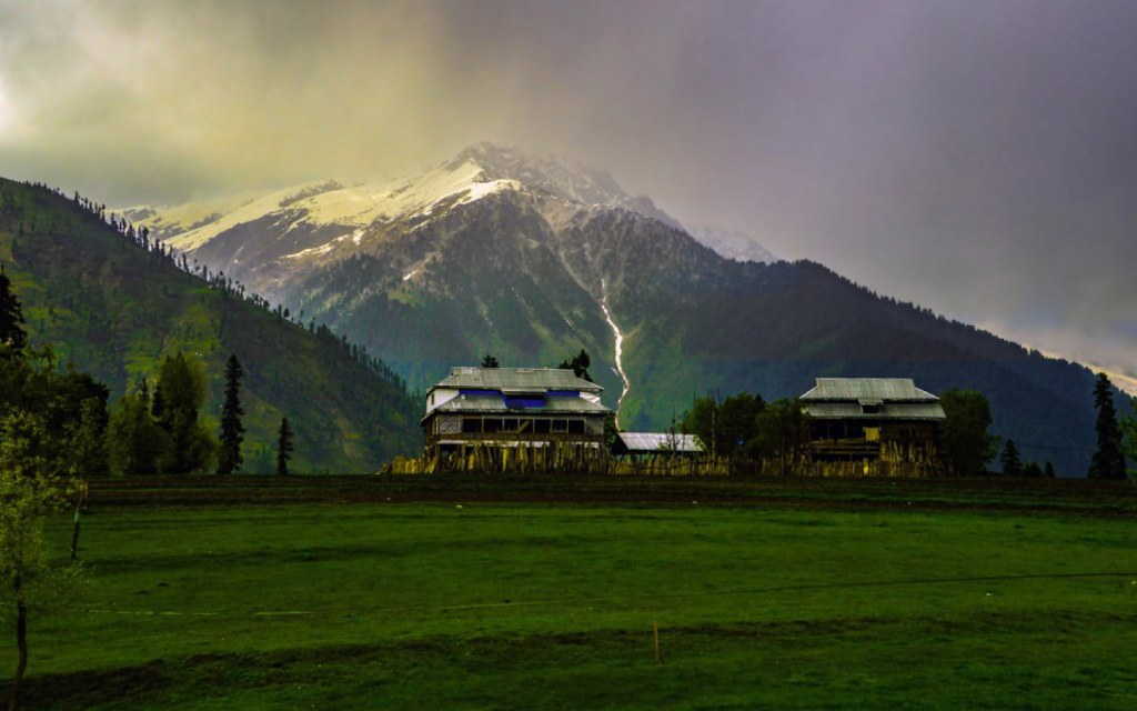 best places to see in Azad Kashmir