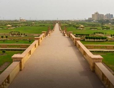 most popular parks in Karachi