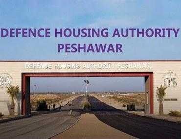 Latest developments in DHA Peshawar