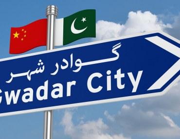Development of port city of Gwadar