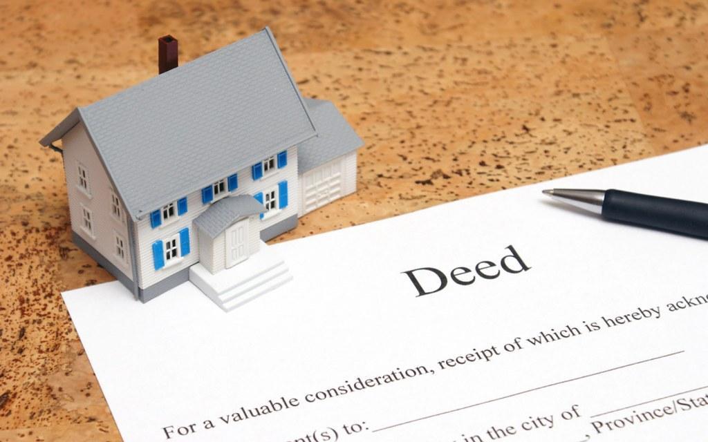 sales deed of property in Pakistan