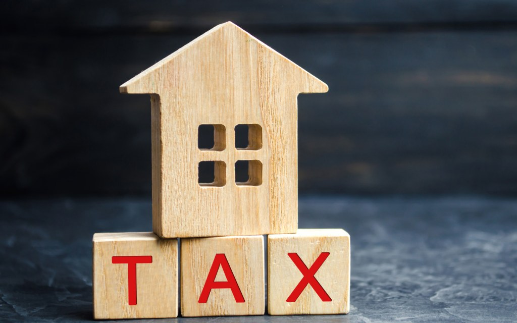 property taxes in Pakistan