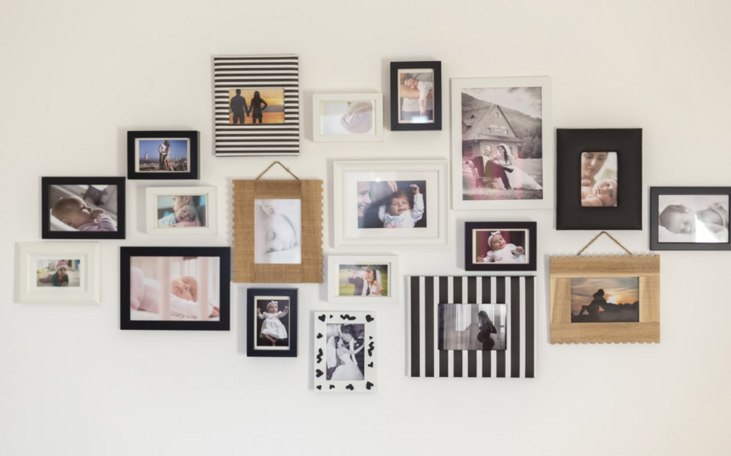 creating wall gallery for your home