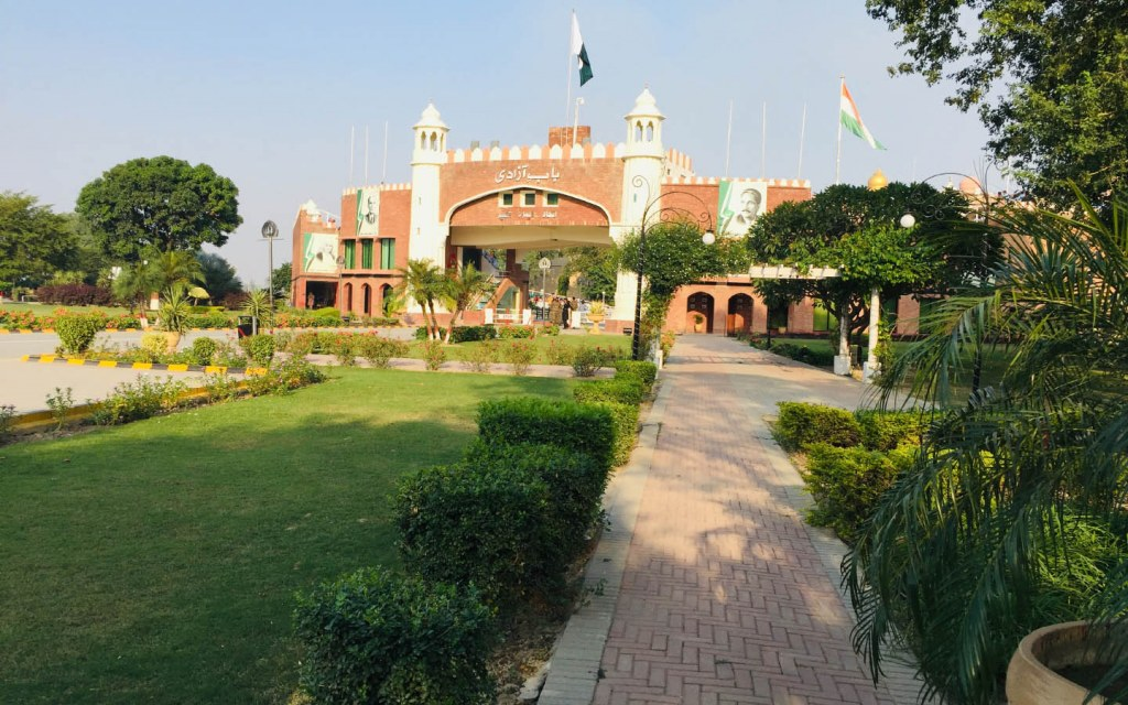 popular tourist attractions in Lahore