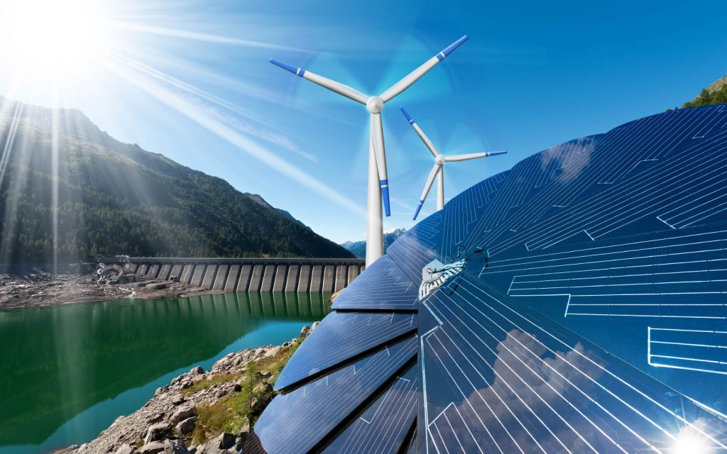 Sustainable energy and national grid station in Sindh
