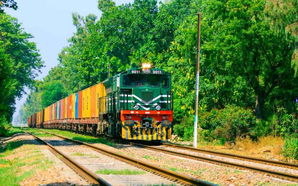 cpec development involves enhancement of rail links in the country