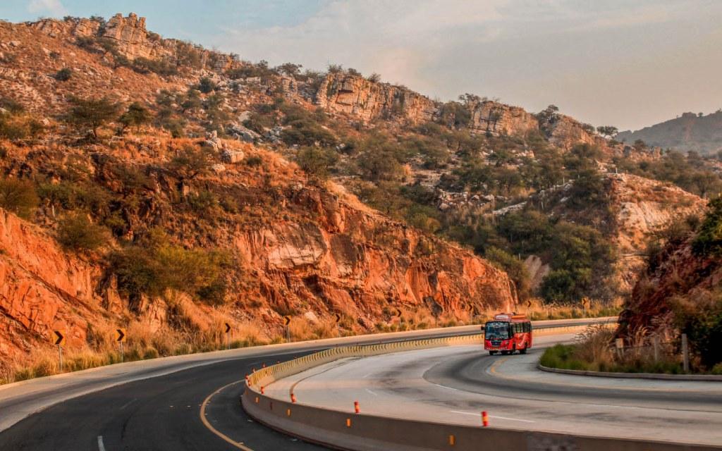 improvements of motorways in Pakistan under CPEC