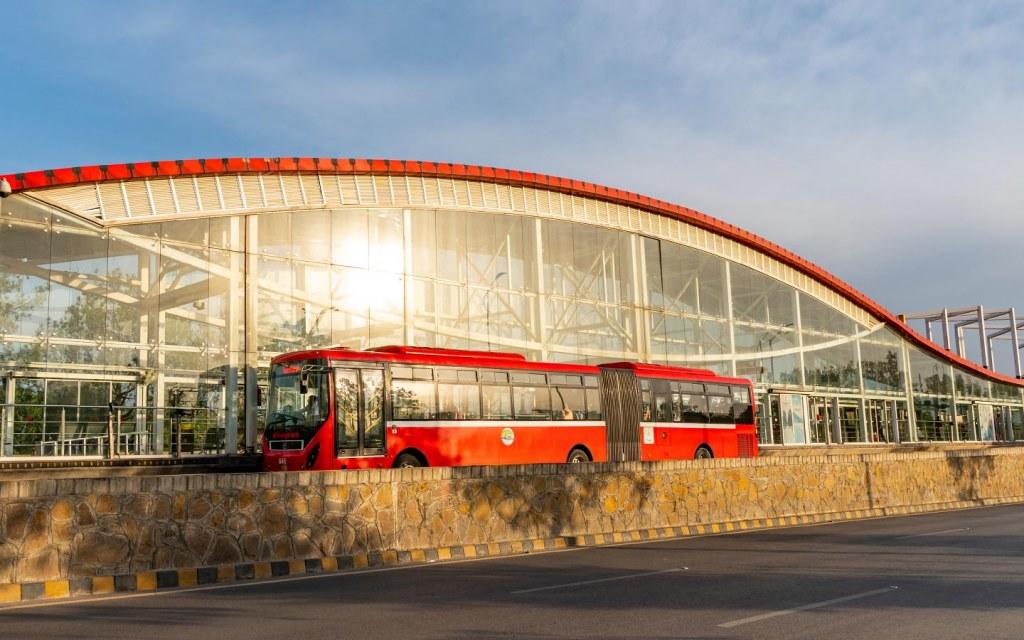 The Bus Rapid Transit System Islamabad