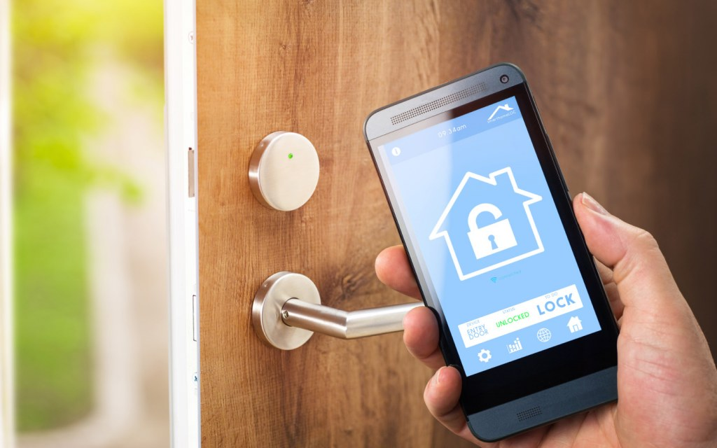 Get the best safety for your family with smart locks