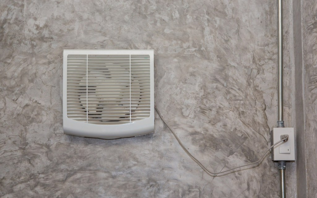 Reduce humidity level indoors