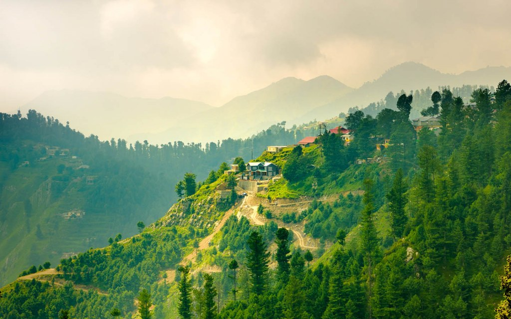 Ayubia is one of the top places to visit in Pakistan