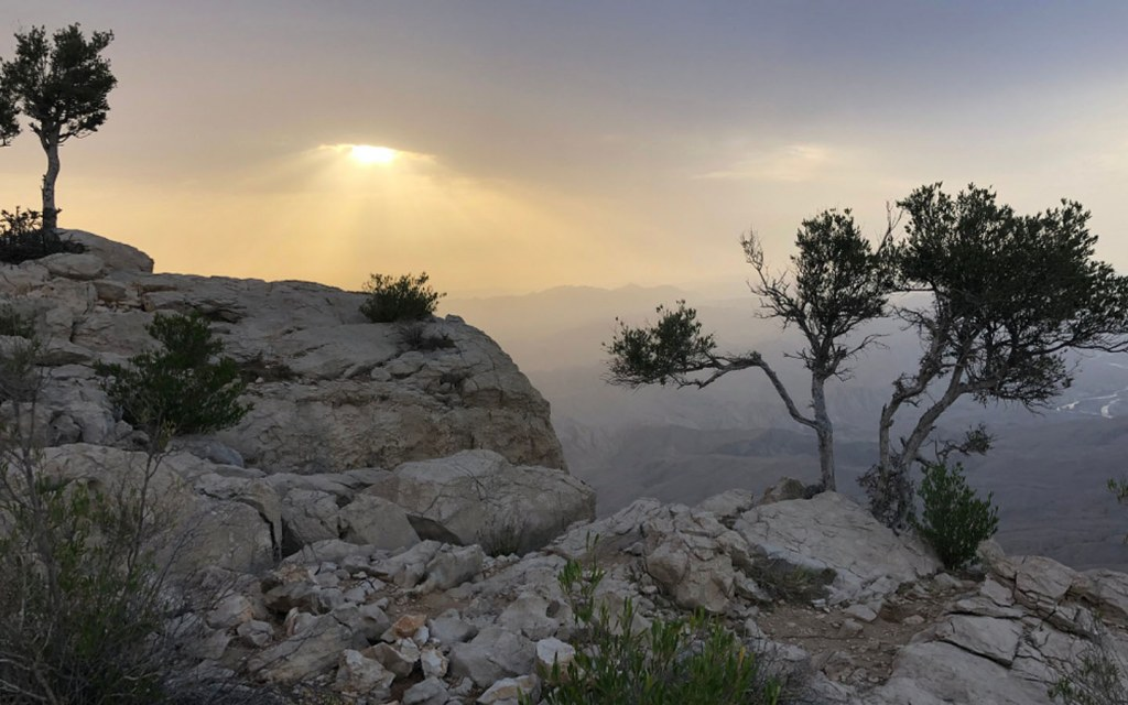 Gorakh Hill is the only hill station in Sindh