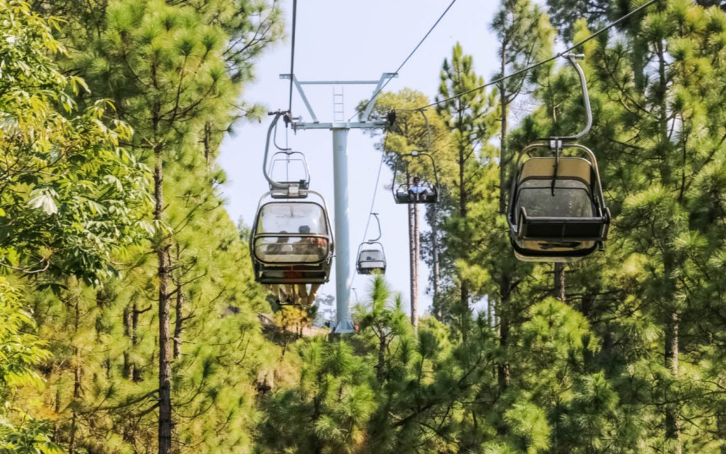 most popular chairlifts in Pakistan