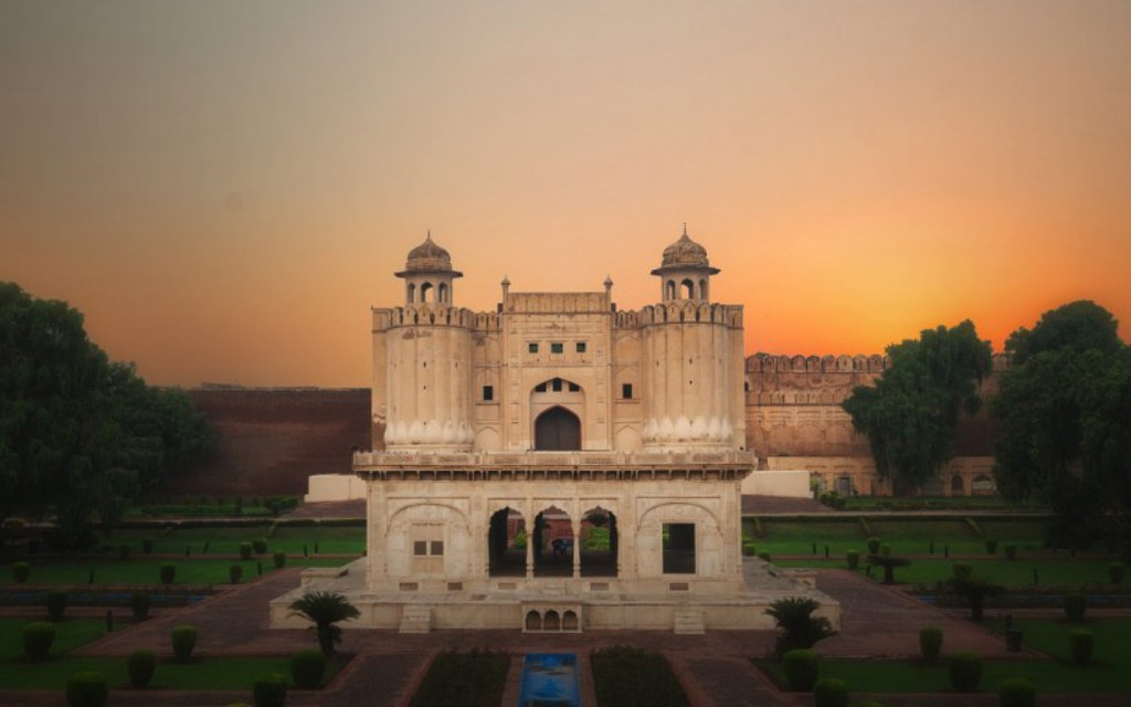Mughal-era Lahore Fort