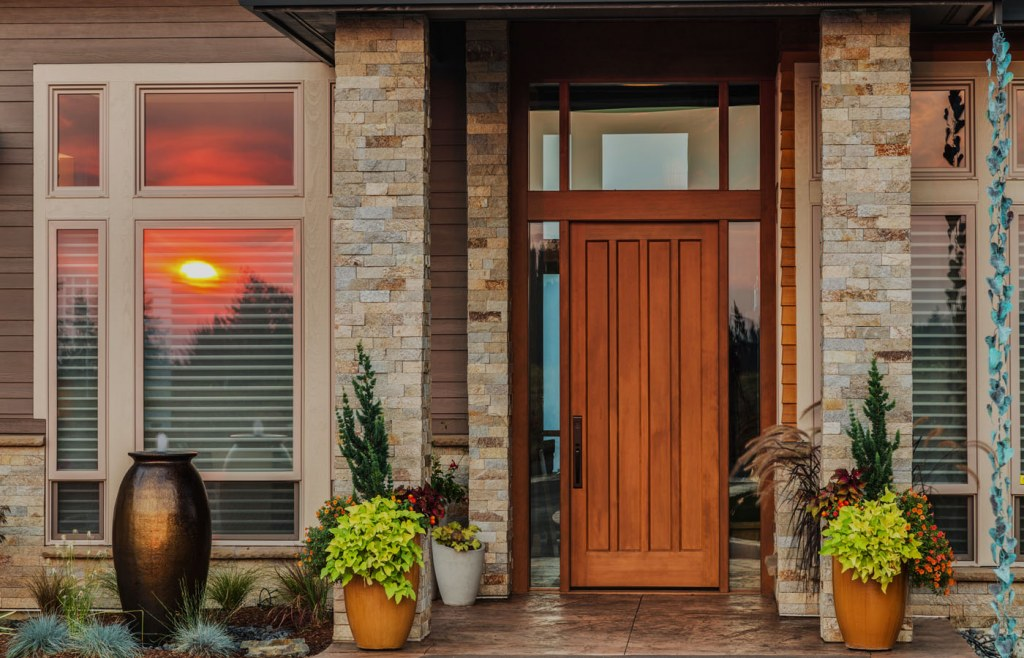 types of wooden doors used for homes in Pakistan