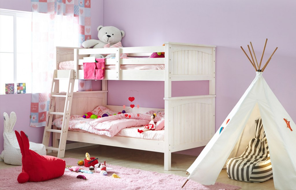 Buy the perfect bunk bed as per your kid's room