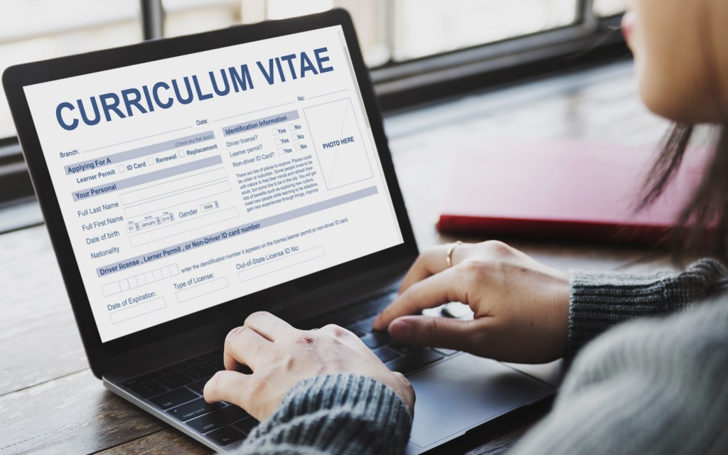 CV is used for job and academic purposes