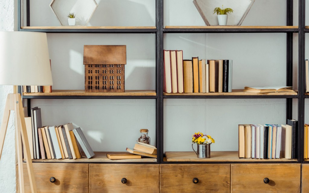 Arranging Your Home Library