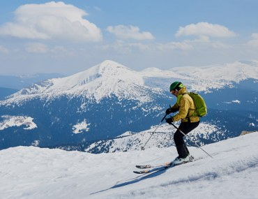 Winter Sports at Malam Jabba Ski Resort